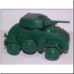 Charbens No.26 Armoured Car - plastic version (reissue)